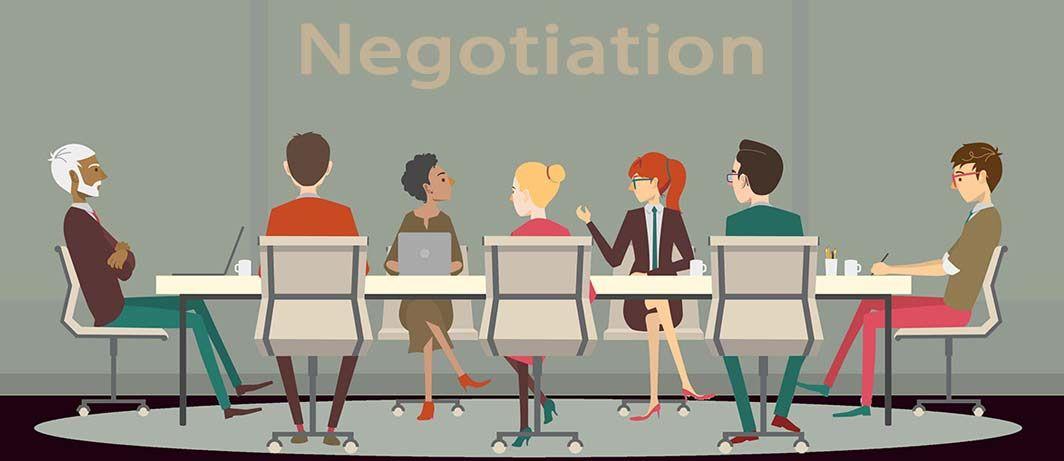 پنج استراتژی برای مذاکرات موثرتر