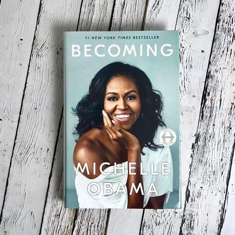 مروری بر کتاب شدن (becoming)  از میشل اوباما